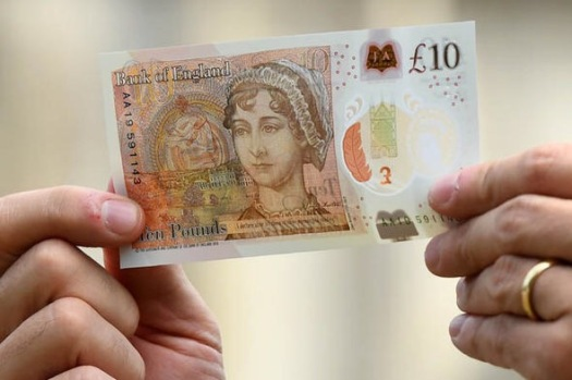 New £10 polymer note
