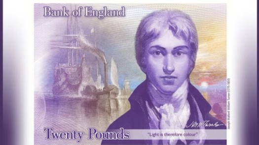 New £20 polymer note