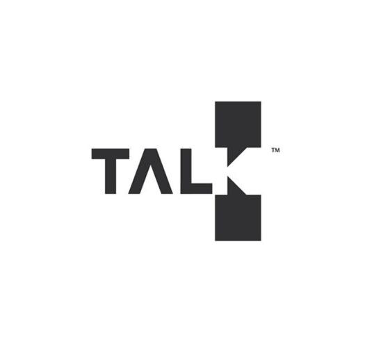 Logo design image talk logo